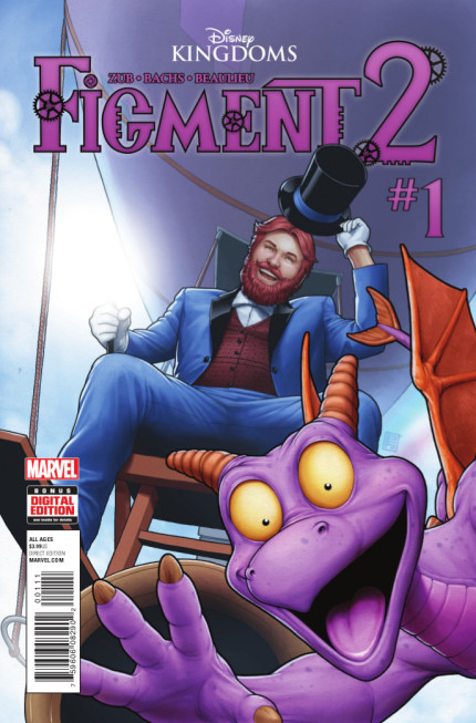 Disney Kingdoms Presents Figment 2 #1 2