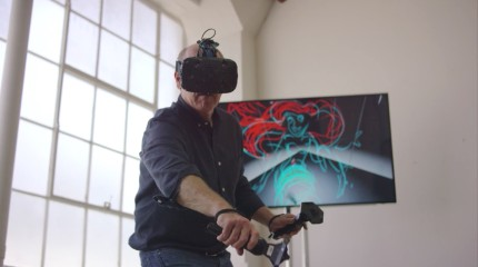 Watch Glen Keane Disney Animation Legend Draw In Virtual Reality (VIDEO) 4