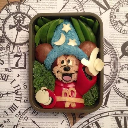 Disney Fan Inspires with Bento Box Art 13