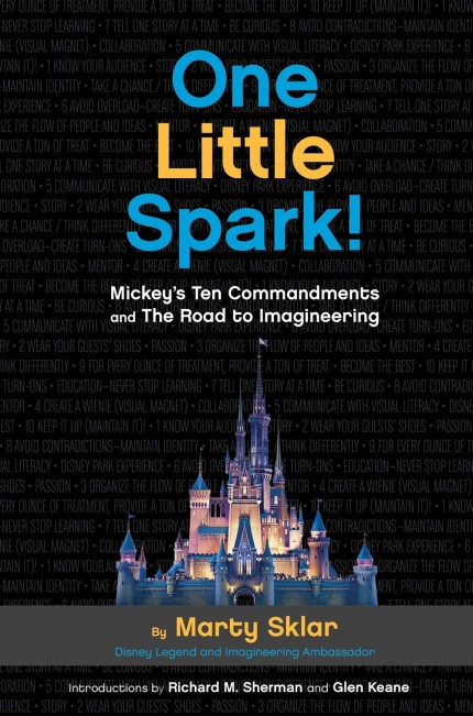 Disney Legend Marty Sklar On the One Little Spark Needed to Become an Imagineer 13