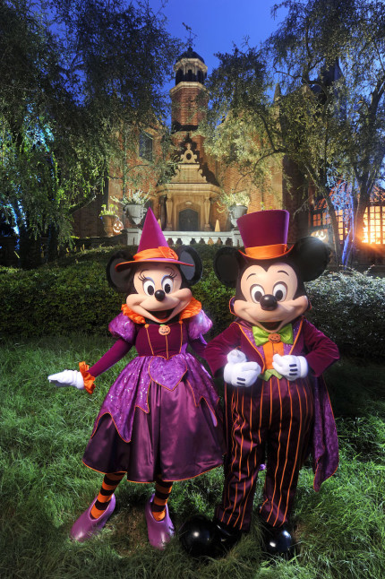 Walt Disney World Halloween Resort Activities 1