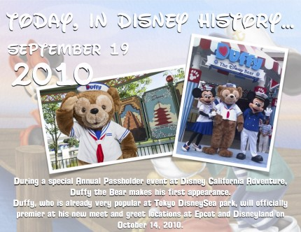 Today In Disney History ~ September 19th 3