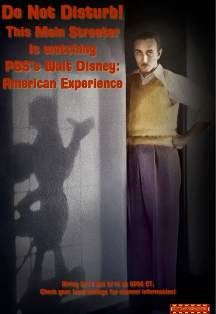 Two Night Walt Disney: American Experience Special Comes to PBS Tonight 4