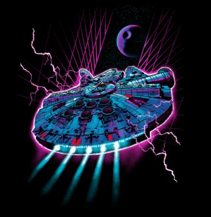 Star Wars Inspired Shirts Today At TeeFury!!! 6