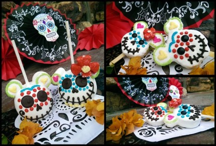 Dia de los Muertos Treats Debut at the Disneyland Resort 1