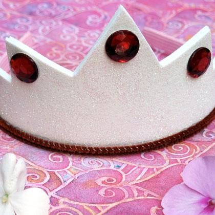 Snow White's Crown Craft 13