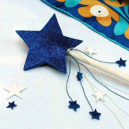 Make Your Own Fairy Godmother Wand 23