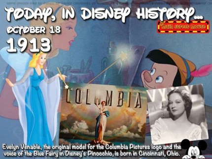 Today In Disney History ~ October 18th 5
