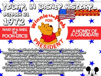 Today In Disney History ~ October 21st 5