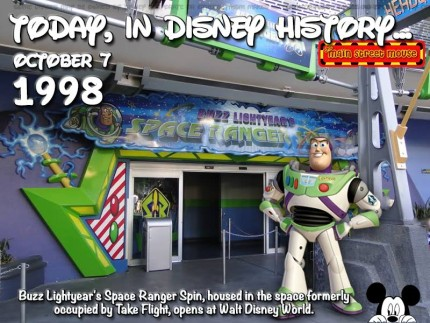 Today In Disney History ~ October 7th 4