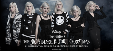 Hot Topic Debuts A New Limited Edition Nightmare Before Christmas Collection 5