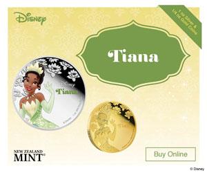 Disney Princess Tiana has launched 7