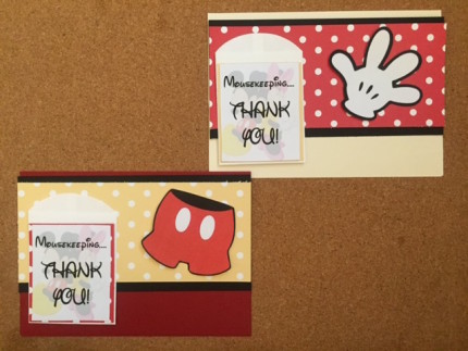 Do It Yourself Mousekeeping Envelopes 8