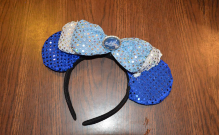 Do It Yourself Disneyland 60th Minnie Ears 29