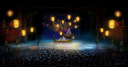 'Tangled: The Musical': By the Numbers 9