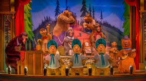 Watch the Country Bear Jamboree! 7