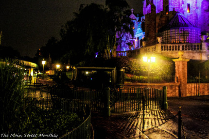 Fun Facts of WDW's Haunted Mansion 3