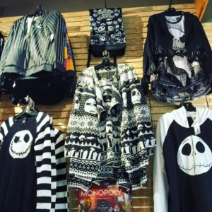 Nightmare Before Christmas Swag at Hot Topic! - The Main Street Mouse