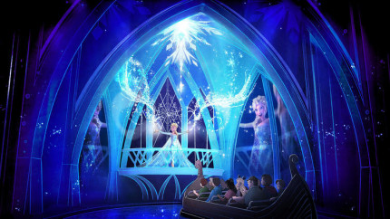 Frozen Ever After Water Ride Coming to Epcot in 2016 5