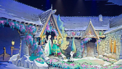 Frozen Ever After Attraction Set to Open at Epcot in June #AwakenSummer 14