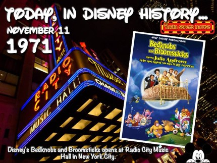 Today In Disney History ~ November 11th 5