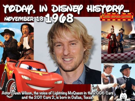 Today In Disney History ~ November 18th 4