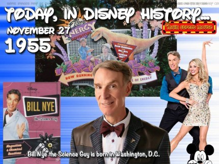 Today In Disney History ~ November 27th 4