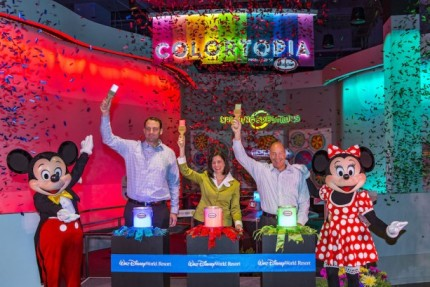 Add a Splash of Color to Your Epcot Visit with Colortopia Presented by Glidden 9