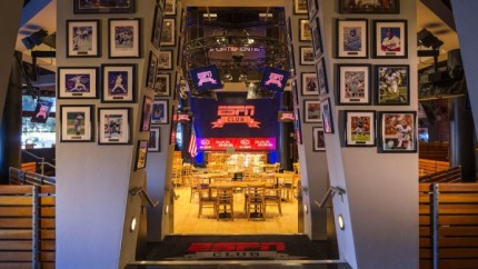 New Dishes on Menu at ESPN Club at Disney's BoardWalk at Walt Disney World Resort 9