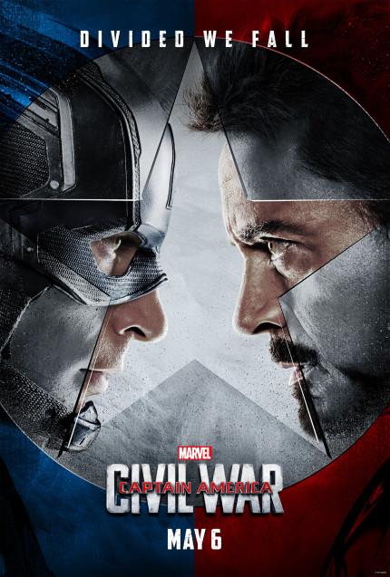 The War Begins! Captain America: Civil War Poster and Trailer Debut 12