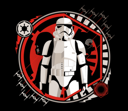 AWESOME Star Wars Inspired Shirts Today at TeeFury!!! Savings Coupon Code Also!! 7
