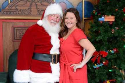 Santa Claus Has Come to Town at Disney Springs Marketplace 2