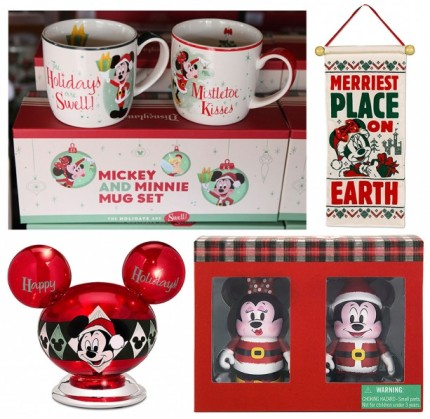 Holidays For Your Home Collection Returns to Disney Parks With New Products 2