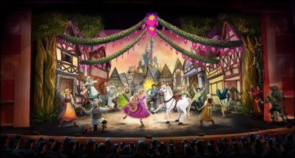 Watch a Scene from 'Tangled: The Musical' LIVE on Nov. 11 at 11:50 a.m. EST 8