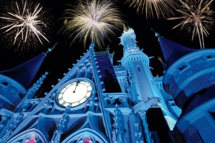 Special New Year's Eve Entertainment at Walt Disney World Resort 11