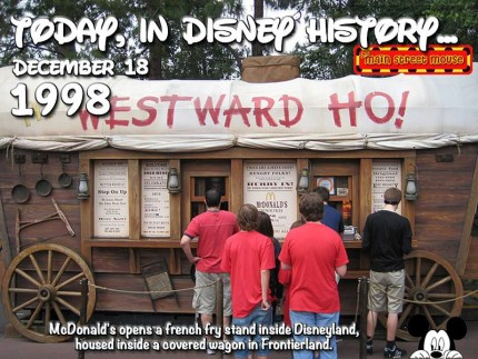 Today In Disney History ~ December 18th 8
