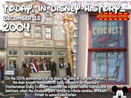 Today In Disney History ~ December 15 5
