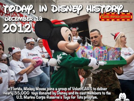 Today In Disney History ~ December 13th 4