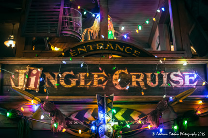 Behind the Scenes: Making of the Jingle Cruise at Disneyland Park 1