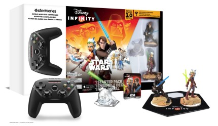 Magical Transformation: Bringing Disney Infinity to Apple TV 2