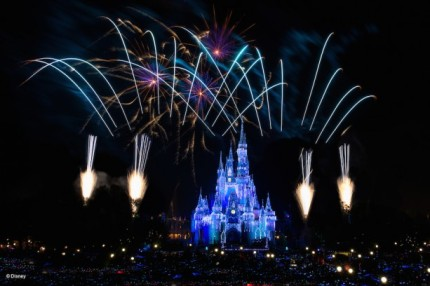 Watch Walt Disney World's New Year's Eve Fireworks Live December 31 at 11:50 p.m. EST 14