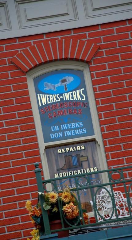 Iwerks Window