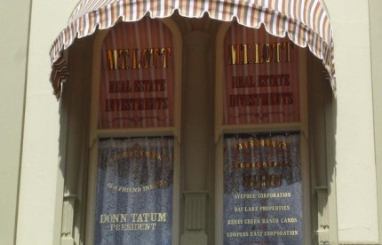 Windows Of Main Street U.S.A. - Magic Kingdom 1