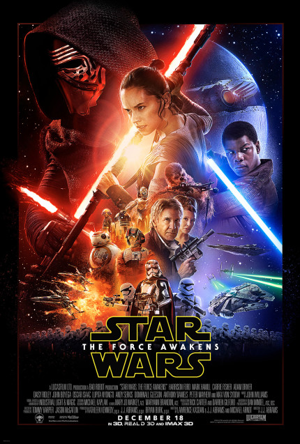 Star Wars: The Force Awakens Shatters Box Office Records 4
