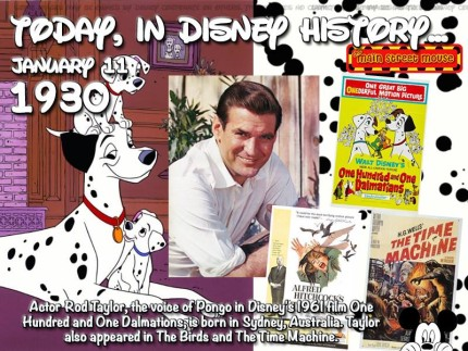 Today In Disney History ~ January 11th 1