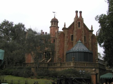 Haunted Mansion Hidden Jacks