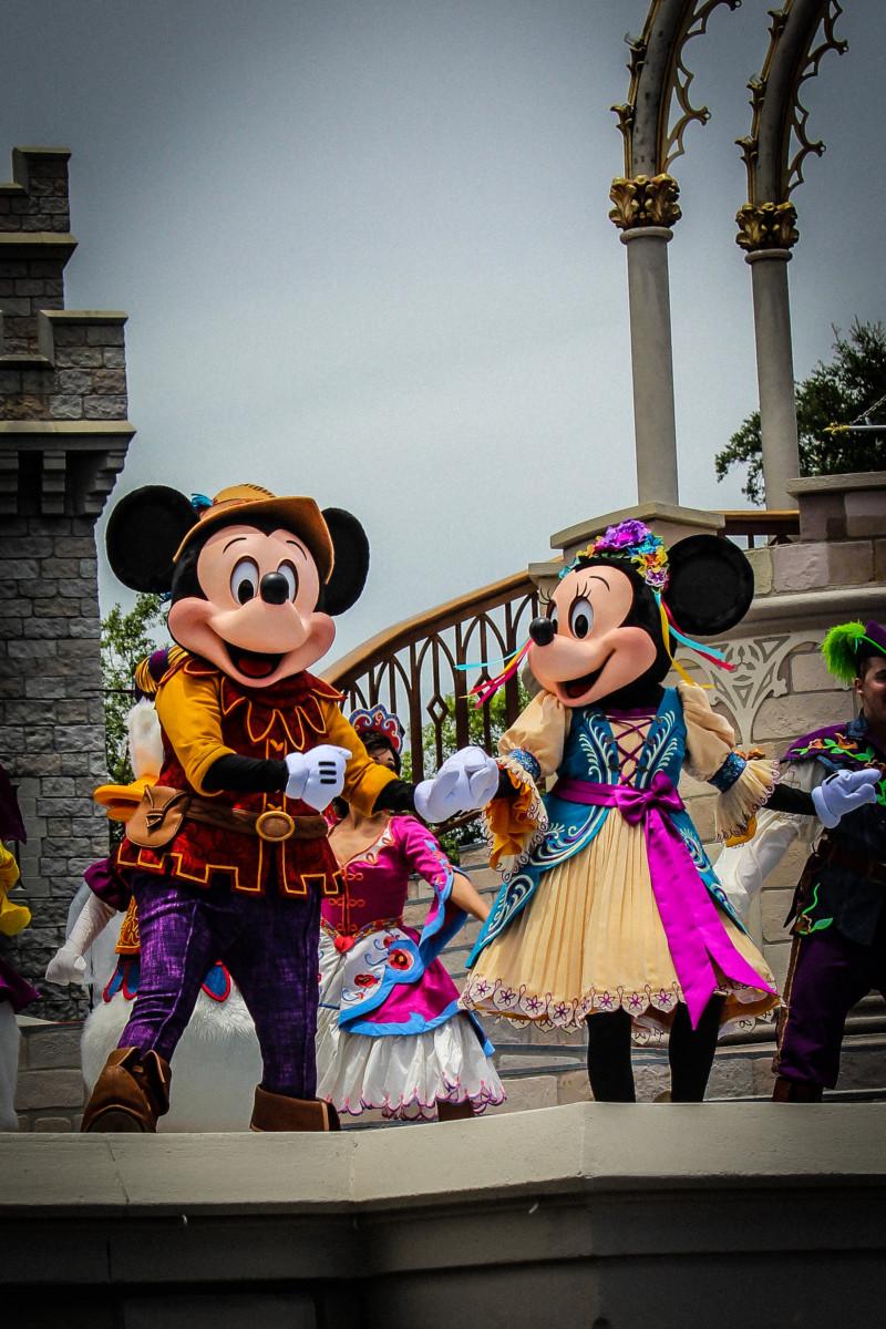 Walt Disney World Fun Facts! 1