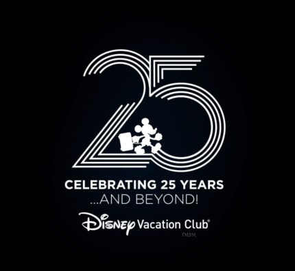 Disney Vacation Club Announces Special 25th Anniversary Events 3