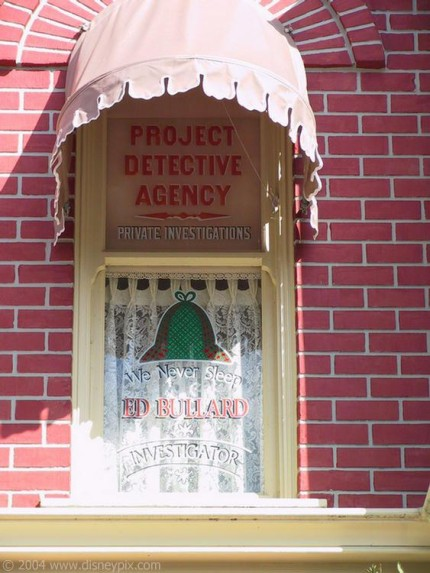 Windows of Main Street USA Part 2 3