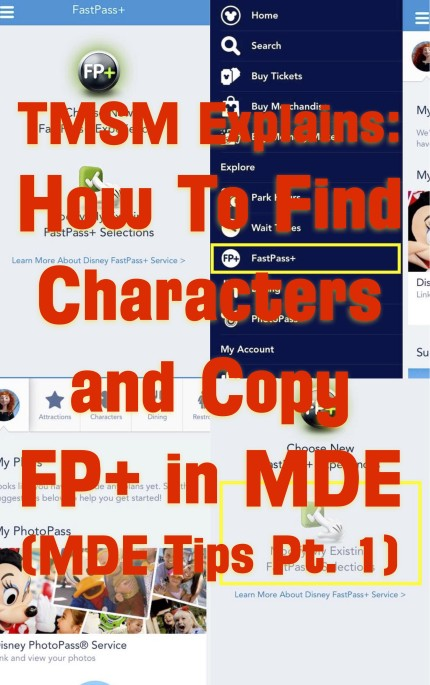 TMSM Explains: How To Find Characters and Copy FP+ in MDE (MDE Tips Pt. 1) 5